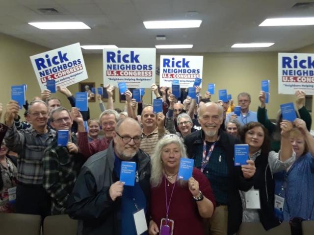 Rick Neighbors for Congress